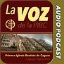 PIBC-La Voz podcast icon AUDIO PODCAST.p