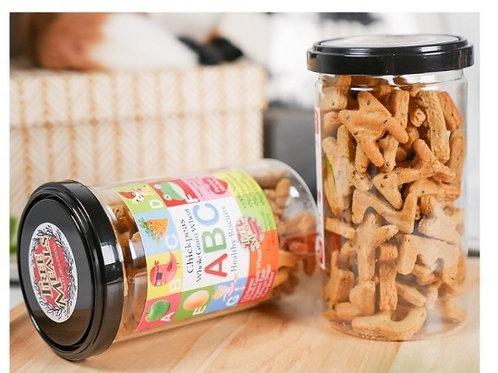 高纖字母餅 (110g) | TREE MEALS