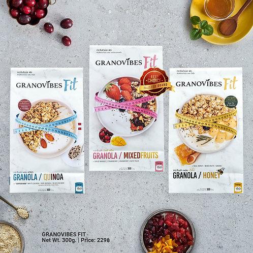 輕盈fitfit堅果穀物片(300g) | Gronovibes
