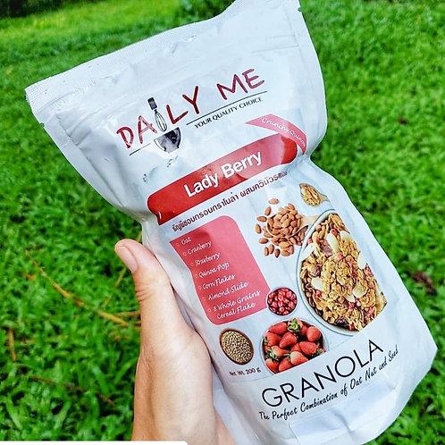 低糖雜莓藜麥穀麥片(200g) | Daily Me