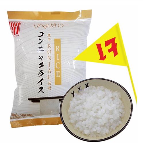 纖維蒟蒻米 2包裝  MOKI
