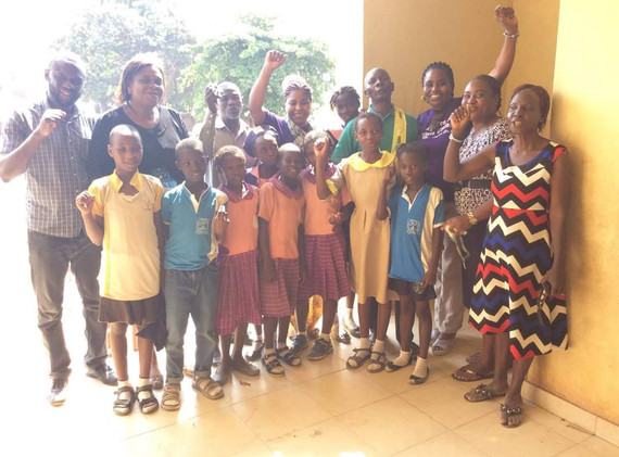 School visits and provisions