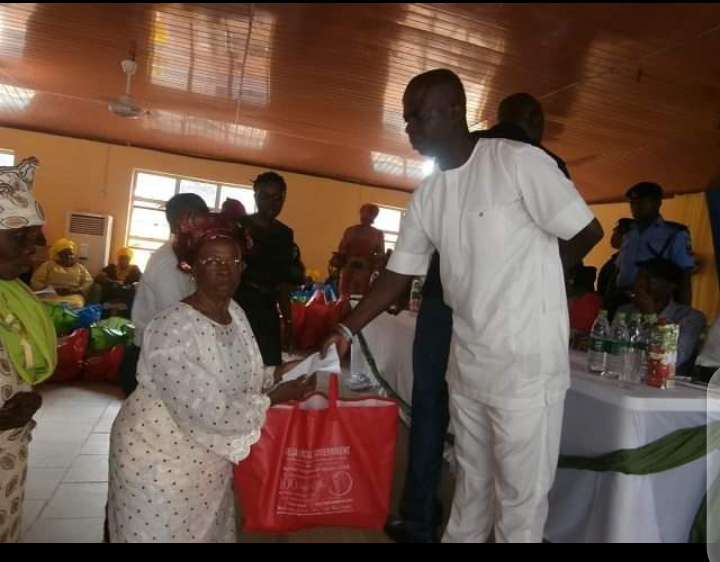 Ojodu LCDA Community Centre Event