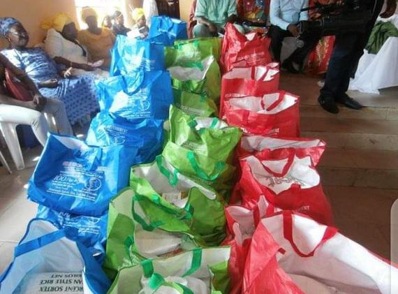 Ojodu LCDA Community Centre Resource provisioning
