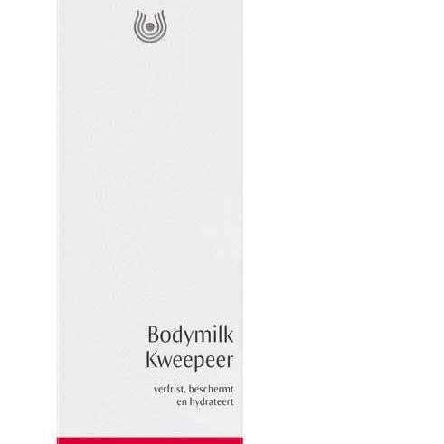 Bodymilk Kweepeer