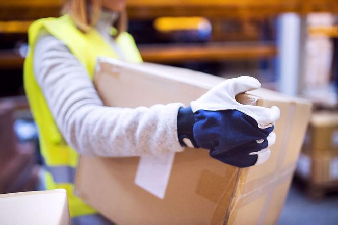 コロナ対策配送ロボット工場倉庫