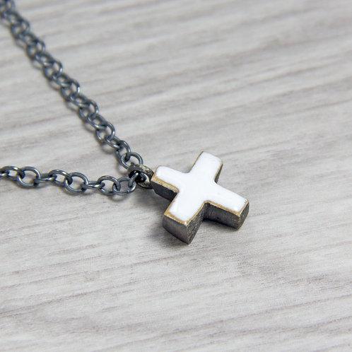 RBJP48 Cross Stitch Pendant
