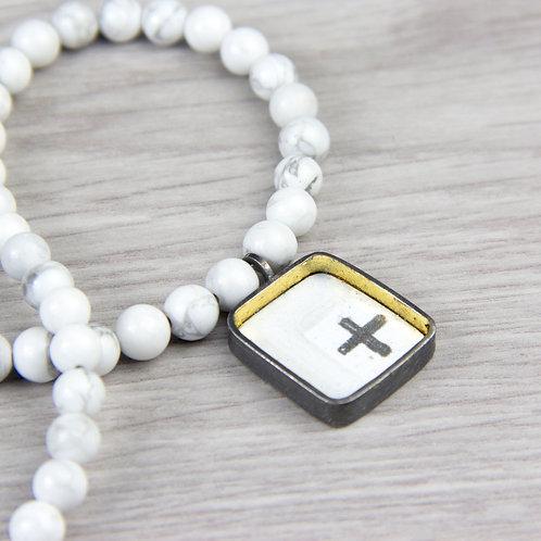 RBJP47  Cross necklace NOW SOLD