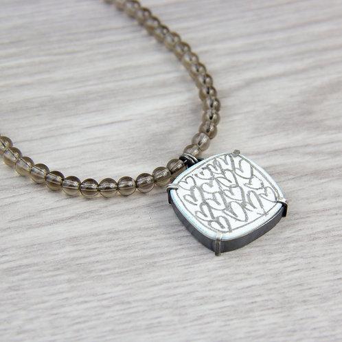 RBJP46 Heart Necklace- NOW SOLD