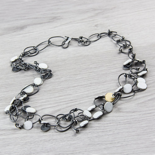RBJP40 Knotted Necklace