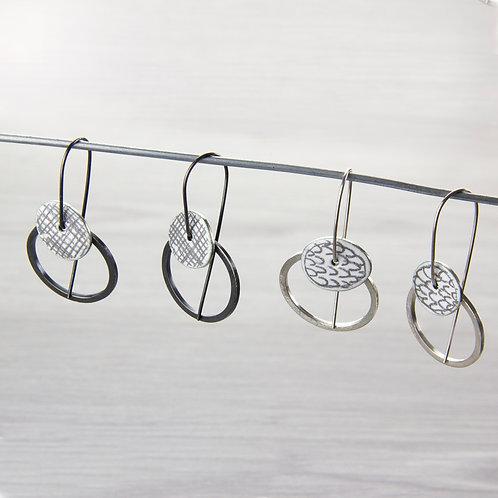 RBJE34 Circle Earrings
