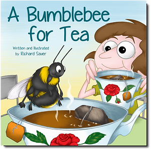 A Bumblebee for Tea 1 Cover Test.png
