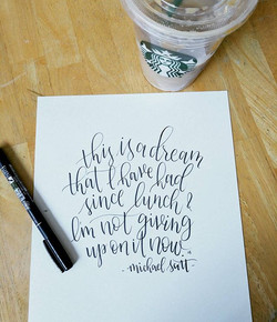 Another #coffeebreakdoodle and #michaelscott is at it again!