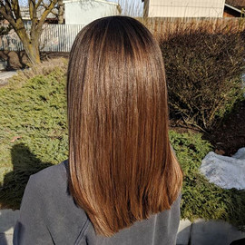 Balayage for the win yet again!.jpg