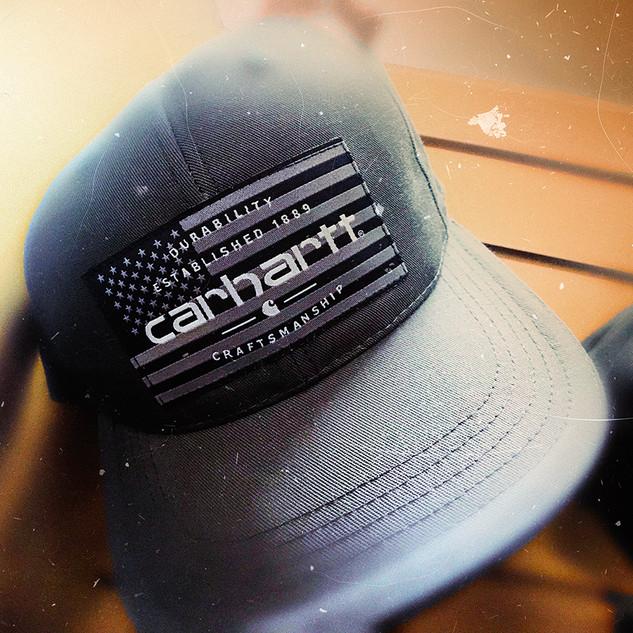 Carhartt American Flag Cap
