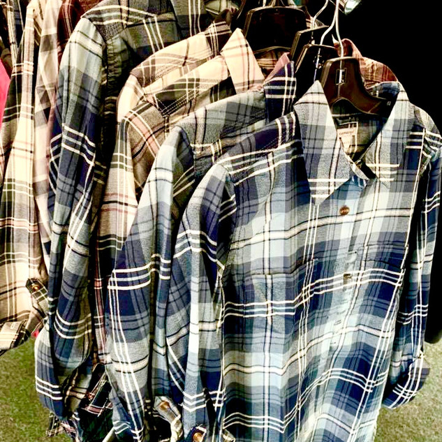 Winter Button Downs