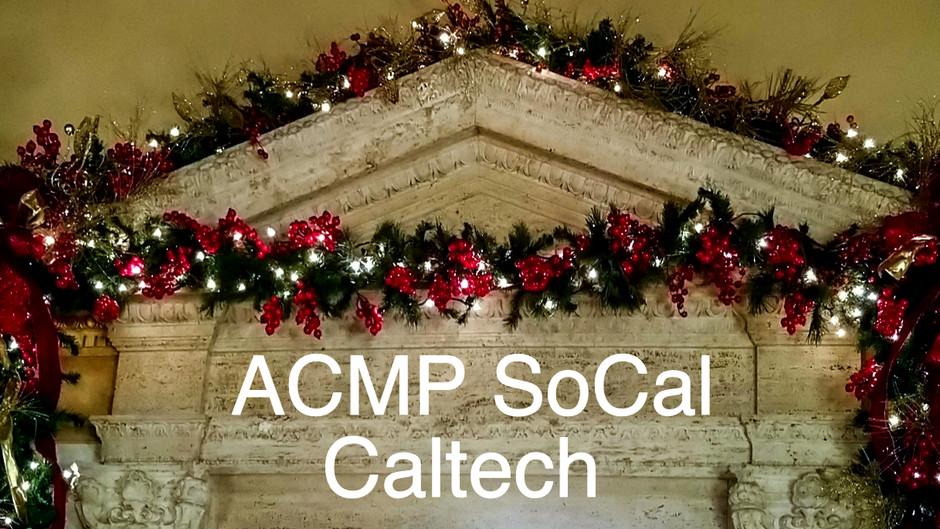 ACMP at CalTech