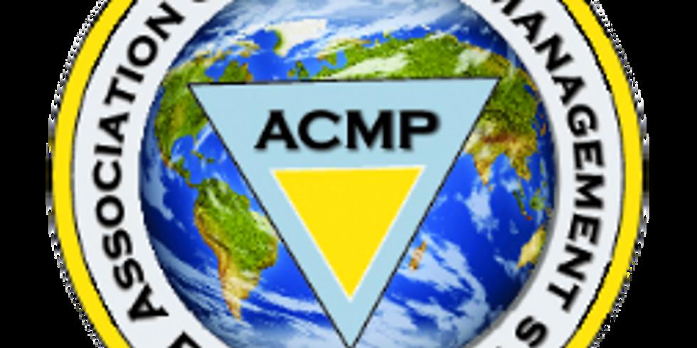 Webinar: ACMP Conference Takeaways