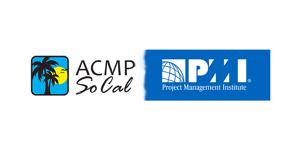 Partnership Event ACMP SoCal & PMI-LA Workshop (1)