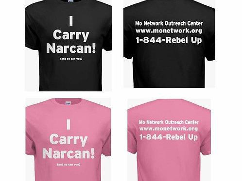 I Carry Narcan Shirt