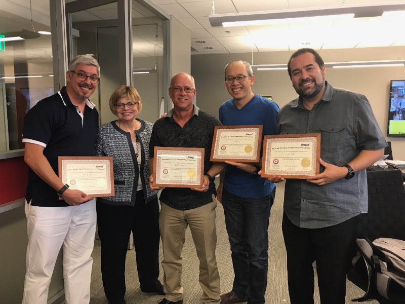 Congratulations ACMP + Prosci Grads!