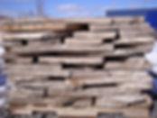 Flagstone calcaire terrasse