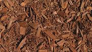 Paillis de cèdre brun