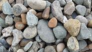 Pierres de rivière 1'' - 2''