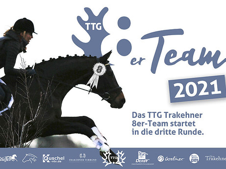 TTG Trakehner 8er-Team – Anmelden jetzt möglich!
