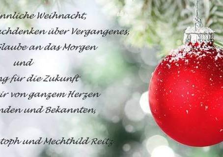 Frohe Weihnachten!!