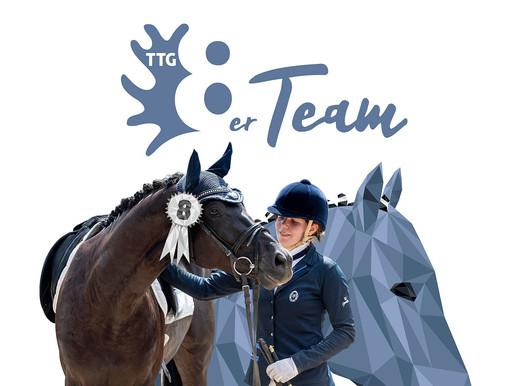 REITER auf Trakehner Pferden aufgepasst!! Jetzt neu: TTG Trakehner 8er-Team