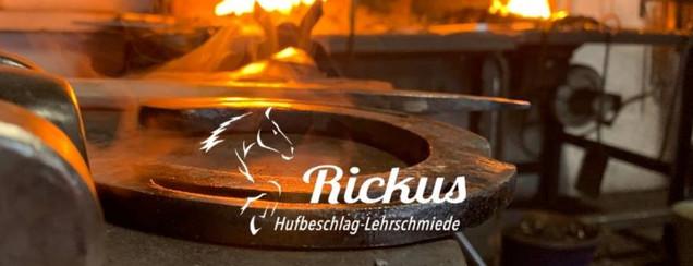 Lehrschmiede-Rickus