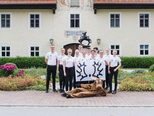 23. Bundesjungzüchterwettbewerb in Schwaiganger
