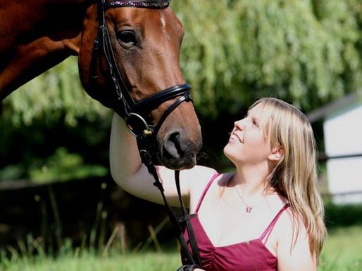 Pferd des Monats Februar: Eigentlich hieß es: NIEMALS Trakehner!!! Und.... es wurde Fio´s Fürstin v.