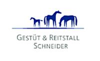 Ein weiterer Förderer / Sponsor des Zuchtbezirks: Gestüt Schneider, 56288 Laubach - Zucht, Aufzucht,