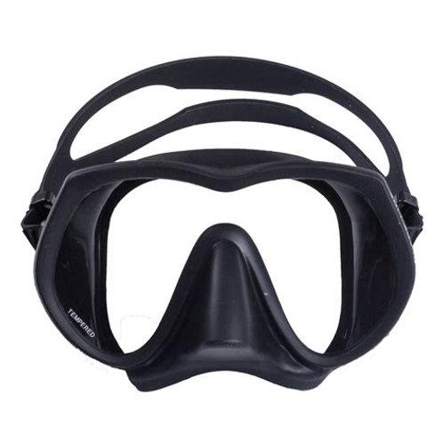 Poseidon Black Line Mask