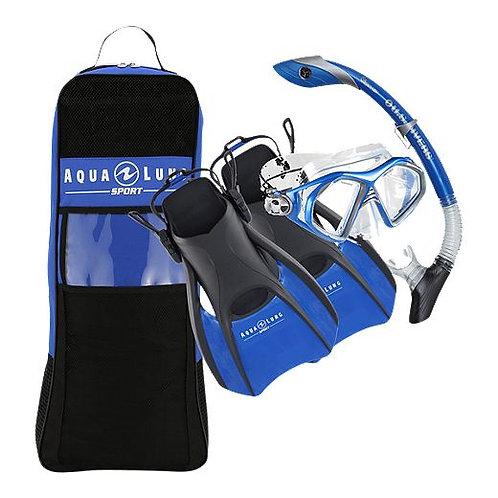 Aqualung Sport Trooper Snorkel Set
