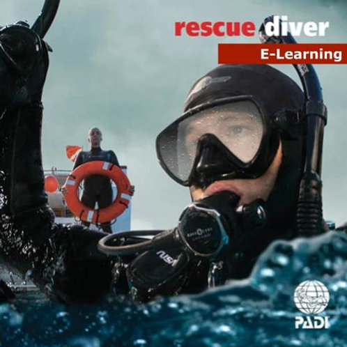 Rescue Diver: E-Learning Package (Dives Included)