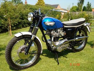 New Project - 1965 Triumph TR6SC