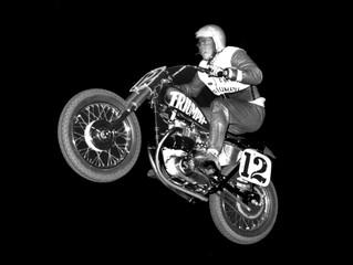 Eddie Mulder's 1966 T120TT Restoration