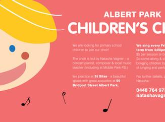 Albert Park Children's Choir