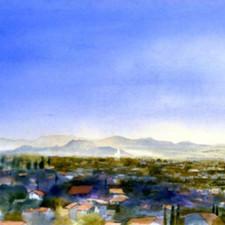 El Paso Panoramic View