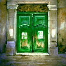 Portón Verde