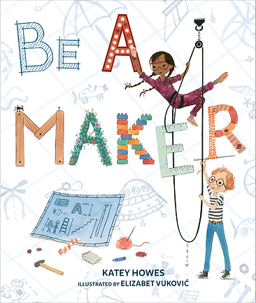 Be A Maker hi res cover.tif