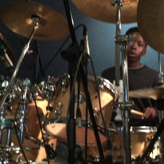 Enoch getting to grips wiuth 16th-note Hi-Hats.