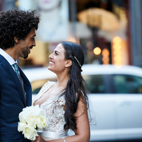 DIANA & JACK'S SUMMER WEDDING IN MONTRÉAL