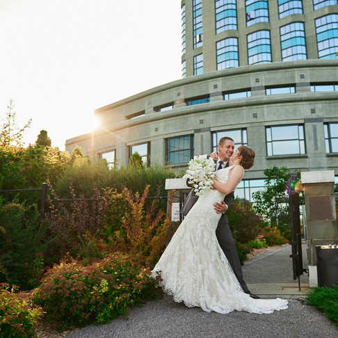 RENÉE-CLAUDE & TYLER'S SUMMER WEDDING AT THE BROOKSTREET HOTEL