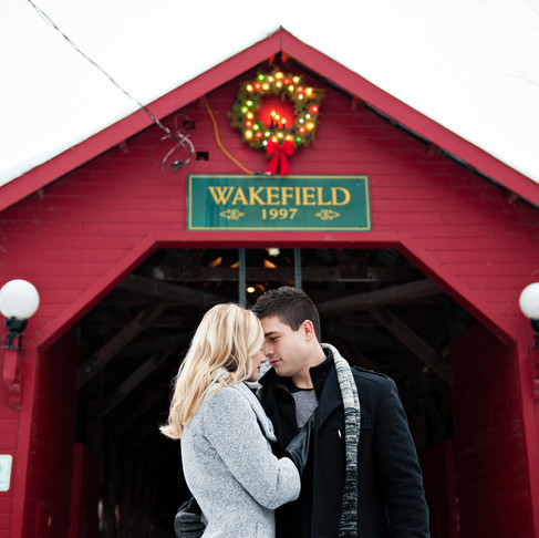 ALEXANDRA & ALEXANDRE WAKEFIELD ENGAGEMENT SHOOT