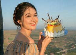 Mui Ne: birthday in balloon