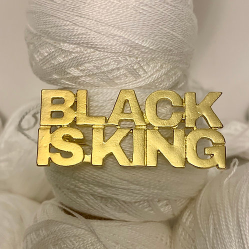 BLACK IS KING